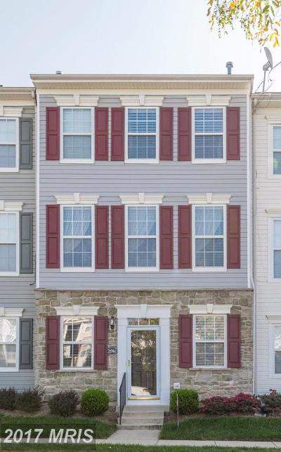 Loudoun Townhouse For Sale: 21764 Dragons Green Square