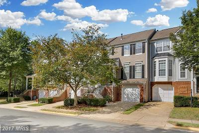 Sterling Townhouse For Sale: 20574 Willoughby Square