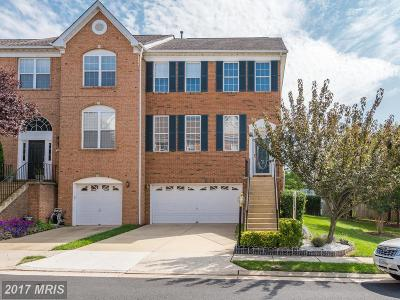 Ashburn Townhouse For Sale: 21486 Trowbridge Square