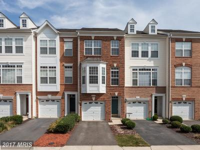 Ashburn Townhouse For Sale: 20470 Alicent Terrace