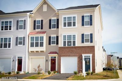 Purcellville Townhouse For Sale: 301 Upper Brook Ter