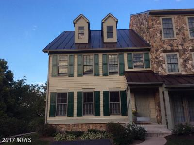 Loudoun Townhouse For Sale: 123 Jay Street