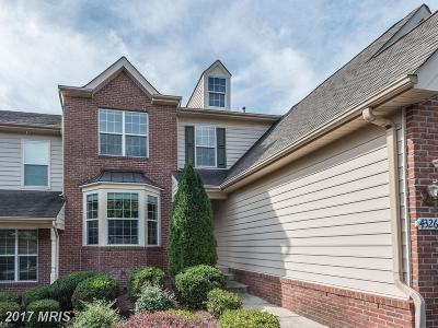 Ashburn Rental For Rent: 43263 Baltusrol Terrace