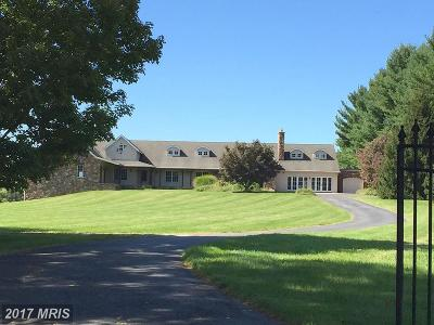 Round Hill Farm For Sale: 35113 Snickersville Turnpike