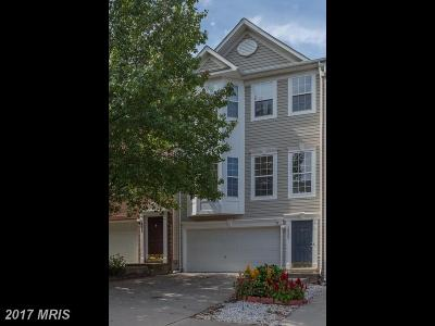 Leesburg Townhouse For Sale: 18457 Sierra Springs Square