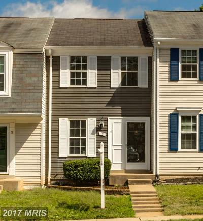 Sterling Townhouse For Sale: 19 Dorrell Court