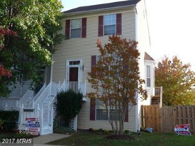 Leesburg Townhouse For Sale: 521 Blacksburg Terrace NE