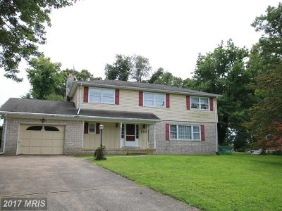 Purcellville Single Family Home For Sale: 620 Country Club Drive W