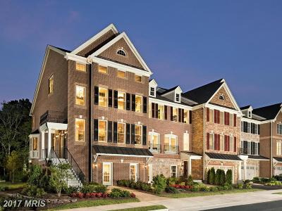 Chantilly VA Townhouse For Sale: $525,135