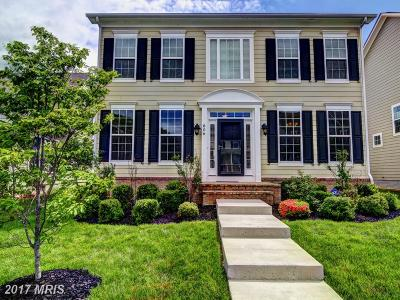 Purcellville Single Family Home For Sale: 806 Kinvarra Place