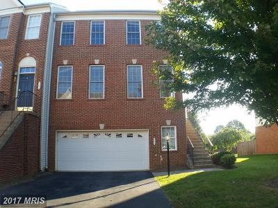 Purcellville Townhouse For Sale: 200 Misty Pond Terrace