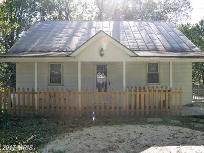 Purcellville Single Family Home For Sale: 19318 Telegraph Springs Road