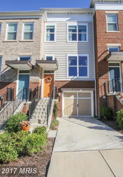 Ashburn Townhouse For Sale: 42670 Orefield Terrace