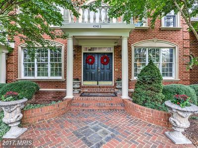Leesburg Single Family Home For Sale: 43482 Firestone Place
