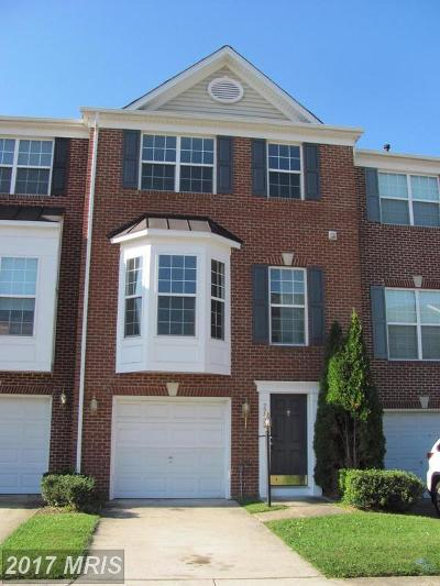 Leesburg Townhouse For Sale: 229 Hawks View Square SE