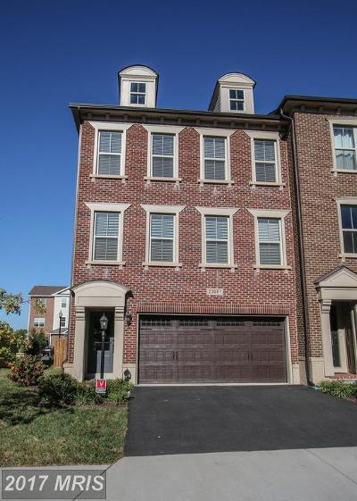 Ashburn VA Townhouse For Sale: $559,990