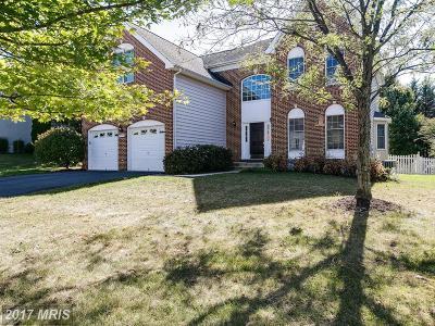Single Family Home For Sale: 43335 La Belle Place