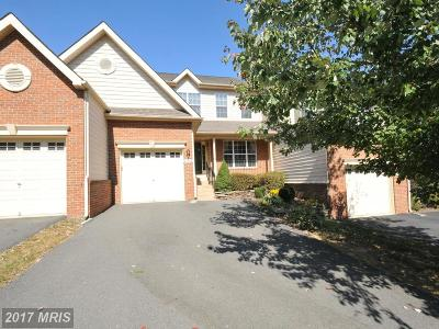 Ashburn Townhouse For Sale: 43264 Somerset Hills Terrace