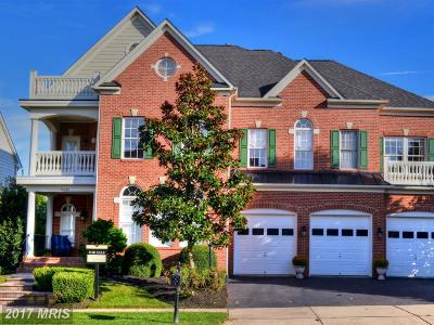 Ashburn Townhouse For Sale: 20047 Presidents Cup Terrace