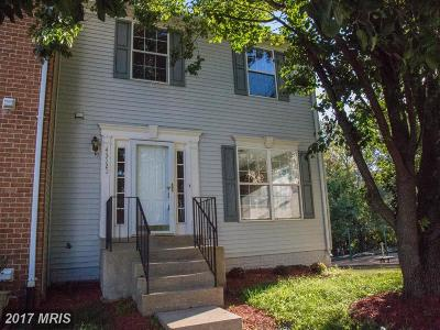 Ashburn Farm Townhouse For Sale: 43129 Gatwick Square