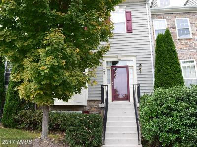 Purcellville Townhouse For Sale: 404 Plymouth Ridge Court