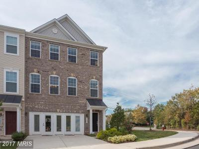 Ashburn Townhouse For Sale: 21491 Willow Breeze Square