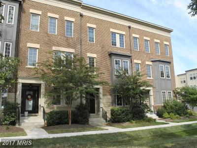 Ashburn Townhouse For Sale: 22902 Bollinger Terrace
