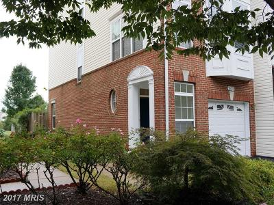 Ashburn Townhouse For Sale: 20470 Greymont Terrace