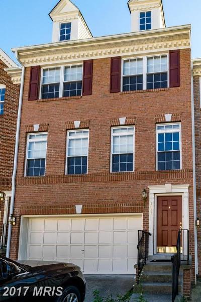 Leesburg Townhouse For Sale: 1511 Shields Terrace NE