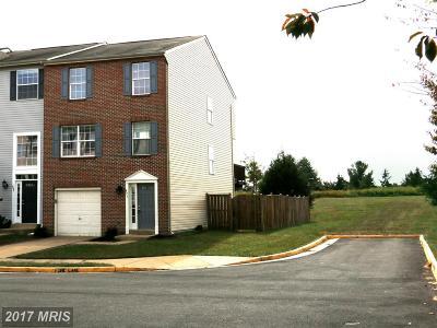 Leesburg Townhouse For Sale: 871 Vanderbilt Terrace SE