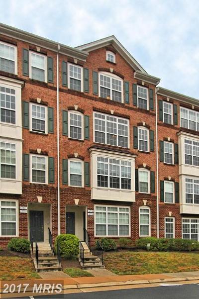 Ashburn Townhouse For Sale: 42596 Cardinal Trace Terrace
