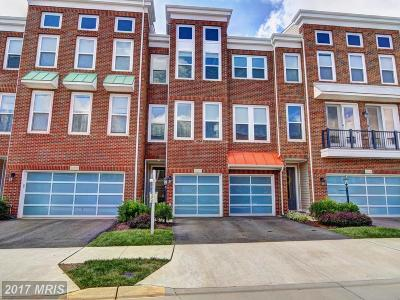 Ashburn Townhouse For Sale: 23511 Epperson Square