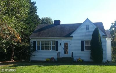 Purcellville Single Family Home For Sale: 310 Main Street W