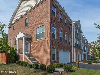 Leesburg Townhouse For Sale: 1799 Moultrie Terrace NE