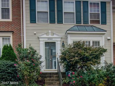 Sterling Townhouse For Sale: 46345 Sheel Terrace