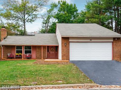 Sterling Single Family Home For Sale: 131 Hopeland Lane
