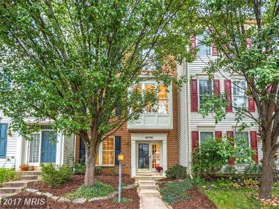 Loudoun Townhouse For Sale: 46740 Abington Terrace