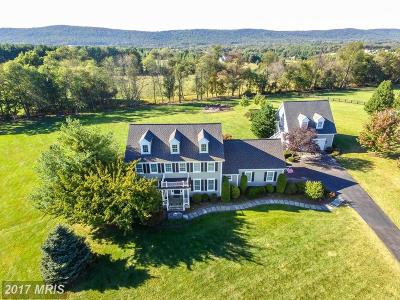 Purcellville Single Family Home For Sale: 38216 Millstone Drive