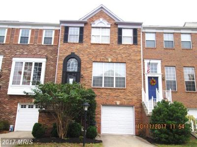 Loudoun Townhouse For Sale: 47606 Watkins Island Square