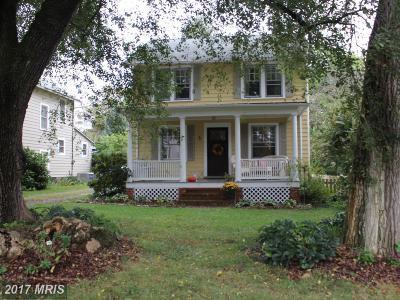 Leesburg Rental For Rent: 8 Wilson Avenue NW