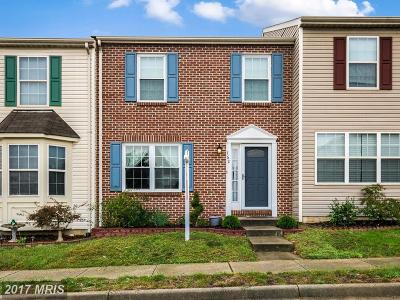 Leesburg Townhouse For Sale: 762 Vanderbilt Terrace SE
