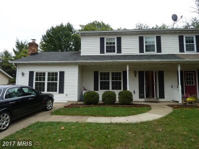 Leesburg Rental For Rent: 177 Cedar Walk Circle NE