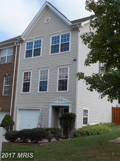 Loudoun Townhouse For Sale: 20650 Emerald Point Terrace