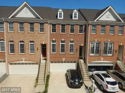 South Riding Townhouse For Sale: 25200 Larks Terrace