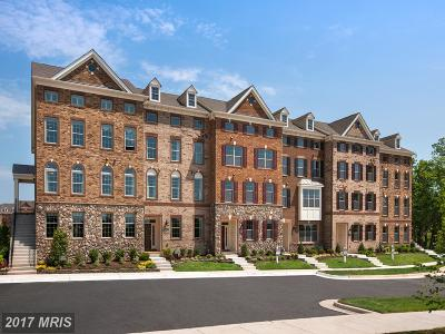 Ashburn Townhouse For Sale: 43197 Halkett Square