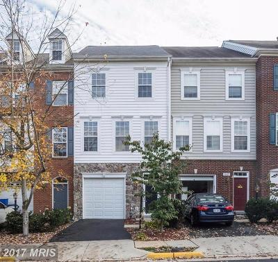Ashburn Townhouse For Sale: 42487 Magellan Square