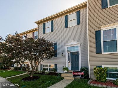 Leesburg Townhouse For Sale: 503 Tuliptree Square NE