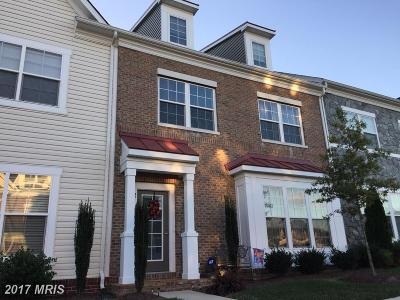 Ashburn Townhouse For Sale: 21104 Sugarview Drive