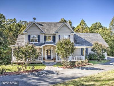 Leesburg Single Family Home For Sale: 13409 Taylorstown Road