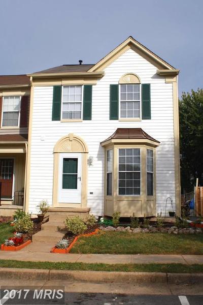 Leesburg Townhouse For Sale: 320 Hedgestone Terrace NE
